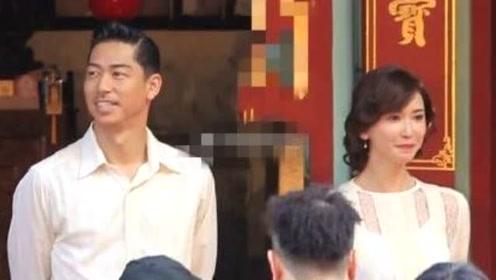 林志玲婚礼前挽AKIRA彩排祭祖 遮黑布保密到底
