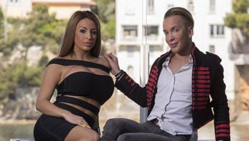 国外夫妻整容上瘾,花费上百万整容15次,只为变成芭比娃娃