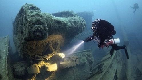 中国东海打捞到英国沉船,船上全是圆明园宝物,英:赶紧归还!