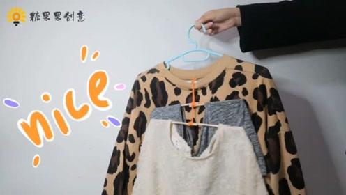 糖果vlog:用小木棍教你做一个创意衣架!可以晾好多东西!
