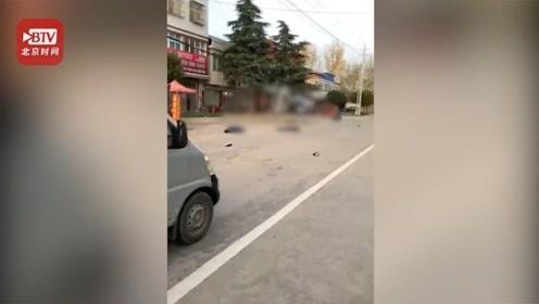 村医驾车冲撞政府工作人员 副乡长、村建主任死亡 乡长受伤