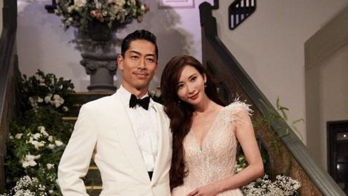 林志玲老公婚后发文字字宠妻 俩人甜蜜依偎太有爱了