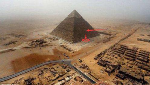 金字塔地下隐藏的秘密,埋葬的并非法老,而是另一生物