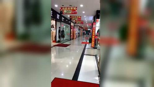 从双11往后整体商场几乎没什么人,大家都不逛街了吗?