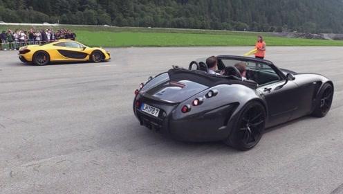 400万威兹曼GT有多强?和1200万迈凯伦较量,眼见为实!
