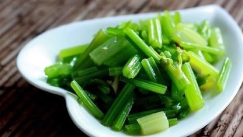 芹菜不能和这种蔬菜一起炒,很多人都不知道,营养师道出真相