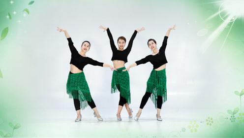 糖豆广场舞课堂《丁丁》简单俏皮恰恰舞,可爱至极