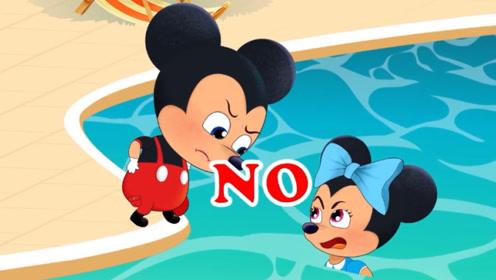 """男孩是""""旱鸭子"""",女孩想要教会他游泳,结果却差点害男孩丢掉性命!"""