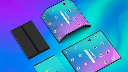 MIX Alpha二代?小米可折叠手机新专利曝光