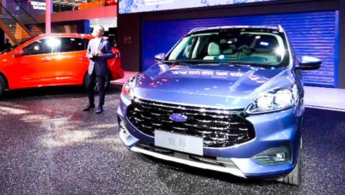 福特锐际亮相广州车展,智行驾驶辅助系统是亮点?