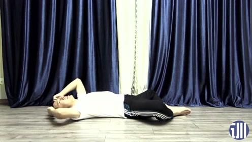 腰不好肾气弱,每天躺10分钟,快速提肾气,适合腰椎间盘突出的人