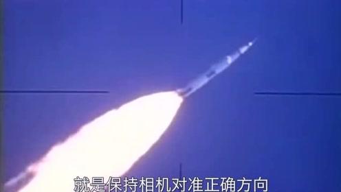 每小时60公里移速的火箭,是如何拍的如此清晰的?