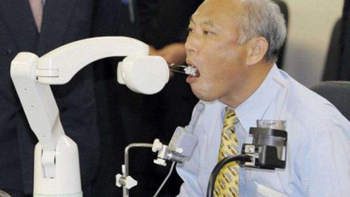 人可以懒到啥程度,吃饭机器人都研发出来了,真的是太过分了
