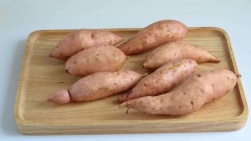 冬季经常吃点红薯,身体会有什么改善?营养师一一说清楚