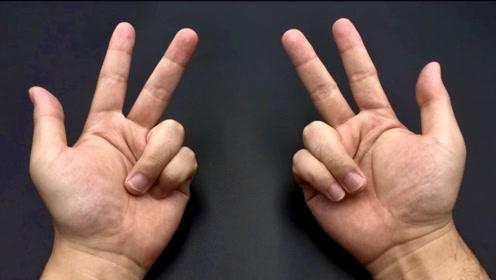 十指连五脏,每天坚持5个手部动作,养生又健脑,快速提高反应力