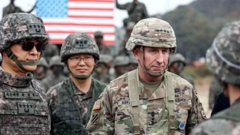 美国军费讹诈升级,韩媒披露美考虑撤军,五角大楼要求立即撤稿