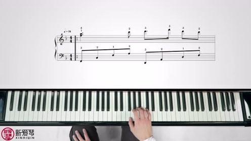 钢琴版《渔舟唱晚》新爱琴天气预报节目,大家注意保暖