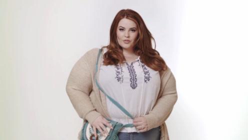 体重高达500斤的女性,成为世界上最美超模,吸引投资人无数!