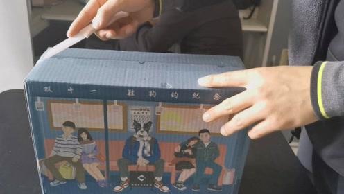 球鞋开箱:一位普通学生党的AJ拆箱,有没有一眼假大神?