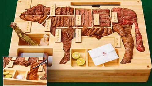 """日本""""天价盒饭"""",满满一盒厚切日本和牛,看完让人流口水!"""