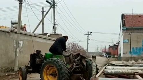 农民工真是要失业了,干什么都说机械化,根本用不到工人!