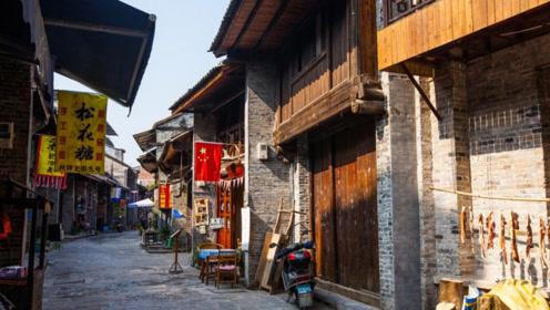 广西最值得一去的4个古镇,各有其特色!全部去过太幸福了