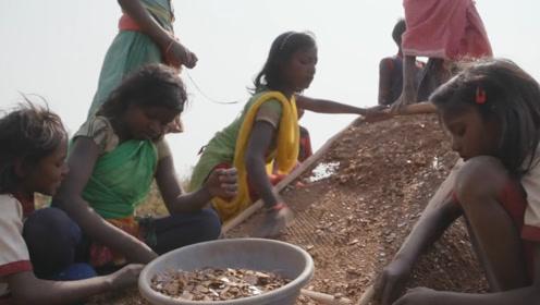 化妆品原材料出自印度,这里工人不仅工资低,还专门招收未成年!