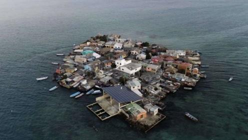 """全球""""最拥挤""""的小岛,人均面积只有2平米,为何都不愿搬走?"""
