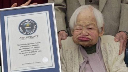世界上最长寿的女人,跨越三个世纪,长寿秘诀让人难以接受!