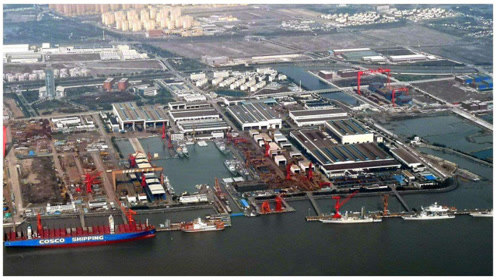 二十年后再重组,全球最大造船企业将在中国诞生!