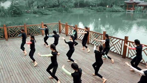 古典舞《凡人歌》,中国之舞赛神仙!