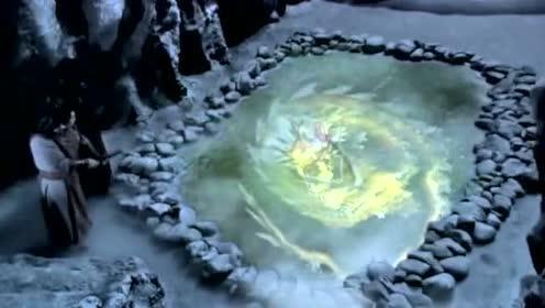 人囚禁龙王,想毒死龙王,谁料龙王有龙珠护体