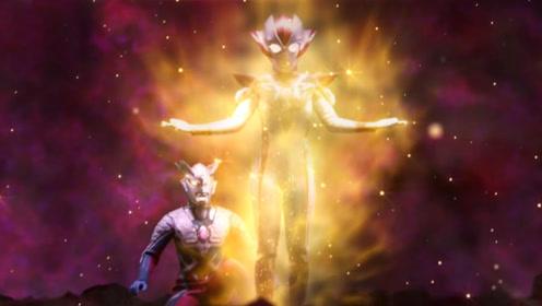 奥特银河格斗:格丽乔开启闪耀光波守护赛罗,奥特超邪一波团灭