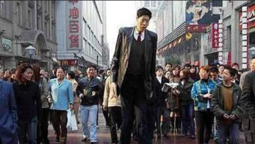 中国第一巨人2米42,结婚20年无法怀孕,妻子:不方便