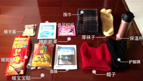 暖心推荐!冬季北海道旅行必带装备