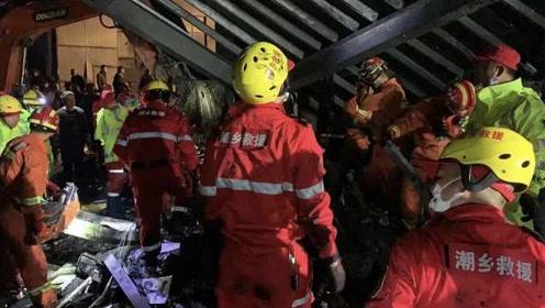 请让出生命通道!浙江海宁污水罐体坍塌致4人死亡,16人送医