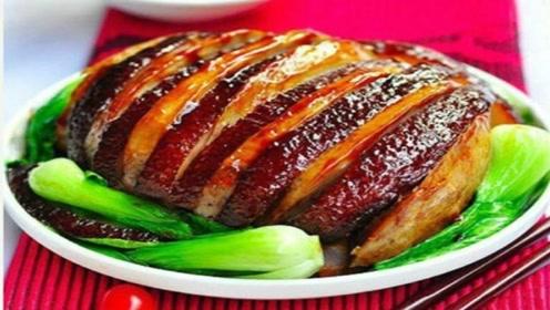 最古老的扣肉做法,香酥美味,百吃不厌,出锅连吃3碗饭都没问题