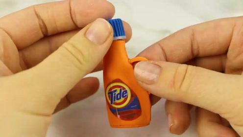微世界DIY:迷你洗衣液