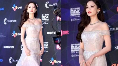 古力娜扎的美貌震惊韩国,来看看韩国网友如何评价