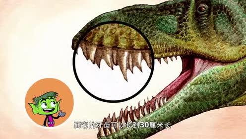 少年泰坦出击:罗宾!钢骨他们准备到主题公园去找恐龙!