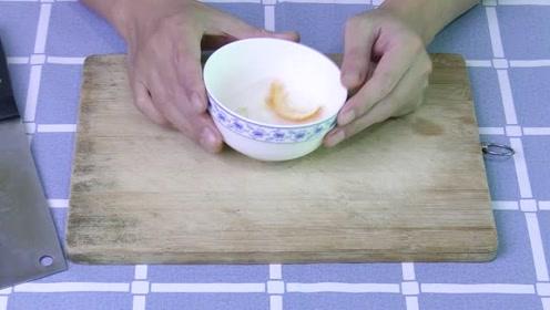 橘子皮加大蒜这样泡一泡,原来这么实用,牙疼的时候就靠它