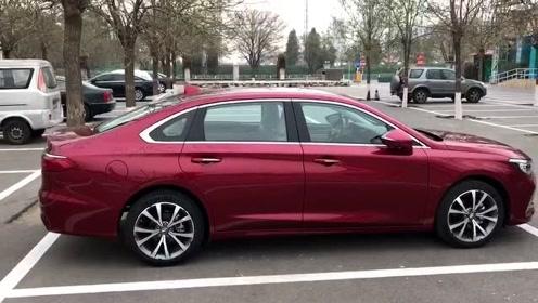 新车抢鲜看:广汽传祺GA6轮胎,省油配置,轮毂造型偏实用