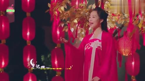 鞠婧祎现场一首《红昭愿》,一袭红衣美翻全场,歌声更是动人!