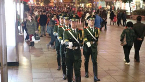 """中国""""最安全""""步行街,武警24小时站岗,每天都有成千上万游客"""