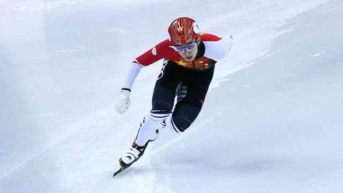 """武大靖意外受伤无缘500米金牌 刘少林坦言""""从没看他这么摔过"""""""