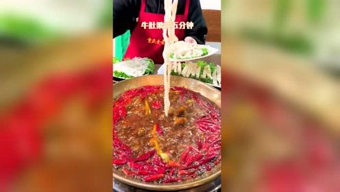 大胃王吃播 这家火锅在沈阳可有年头了