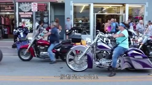 国内电动车满大街,国外却几乎没有,摩托车更受国外群众喜爱
