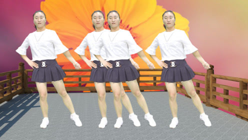 火热DJ广场舞《不爱我别伤害我》,美女舞姿妖艳迷人,美得惊艳