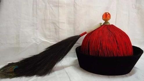"""清代官员帽子上那颗""""顶珠"""",究竟有多值钱?价格让你难以想象!"""