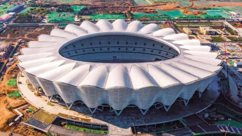 西安奥体中心探秘 国内首个5G全覆盖智慧体育场馆即将落成
